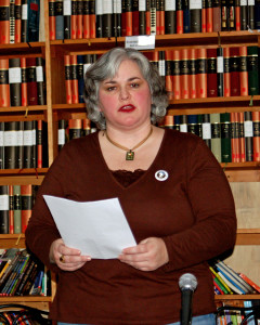 Danielle Ackley-McPhail - By Other Means Launch