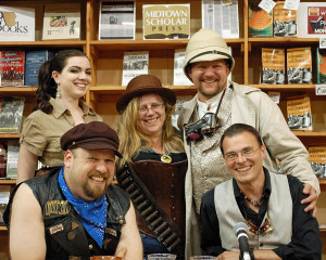 Steampunk at the Scholar